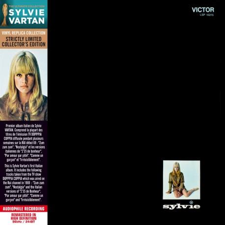 Sylvie Vartan - A Doppia Coppia (CD Vinyl Replica)