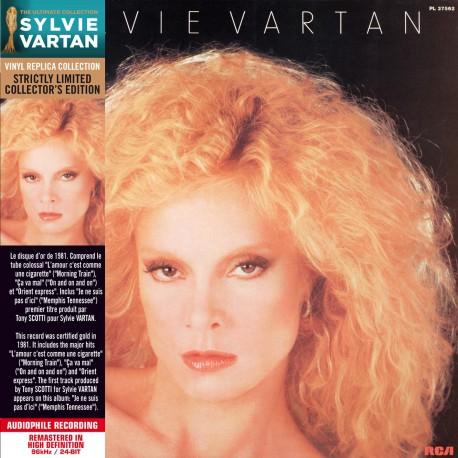 Sylvie Vartan - Ça Va Mal (CD Vinyl Replica)