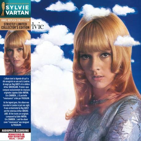 Sylvie Vartan - Comme Un Garçon (CD Vinyl Replica)