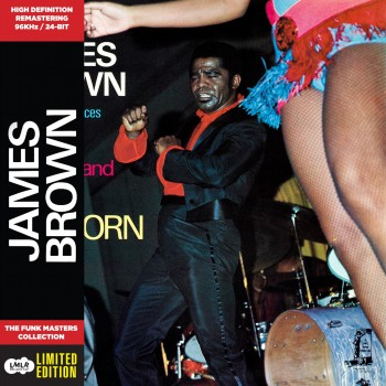 James Brown - The Popcorn (CD)