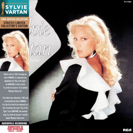Sylvie Vartan - De Choses Et D'autres (CD Vinyl Replica)