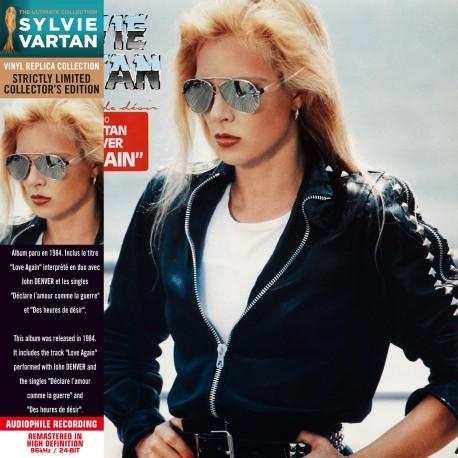 Sylvie Vartan - Des Heures De Désir (CD Vinyl Replica)