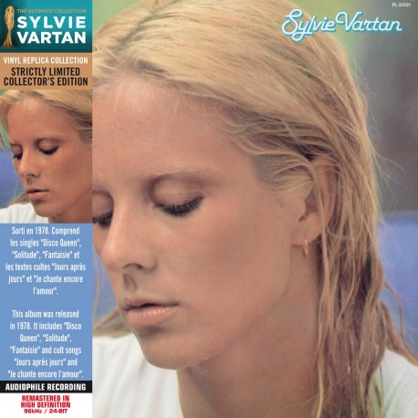 Sylvie Vartan - Fantaisie (CD Vinyl Replica)