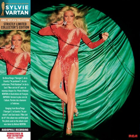 Sylvie Vartan - Georges (CD Vinyl Replica)