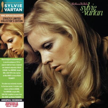 Sylvie Vartan - La Reine De Saba (CD Vinyl Replica)