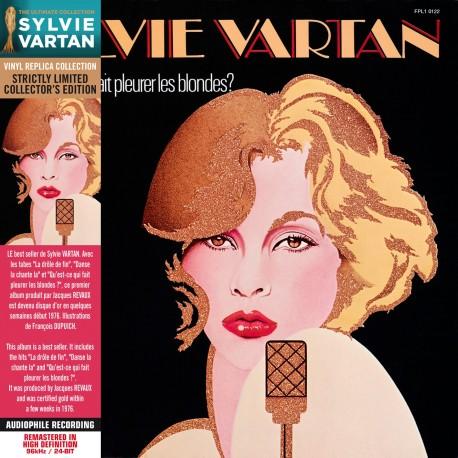 Sylvie Vartan - Qu'est-ce Qui Fait Pleurer Les Blondes (CD Vinyl Replica)