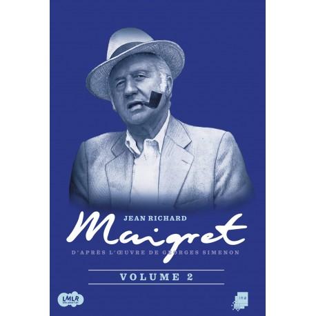 MAIGRET - Saison 1 - Volume 2