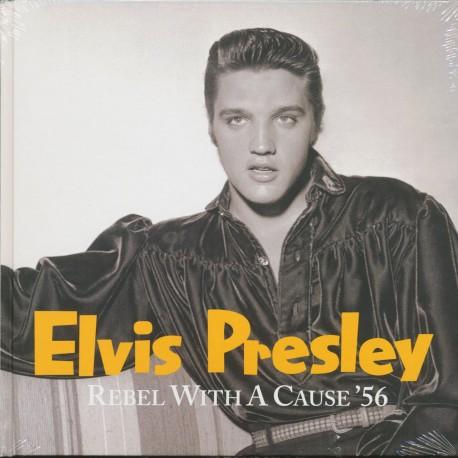 Elvis Presley - Rebel With A Cause '56 - FTD (Livre+CD)