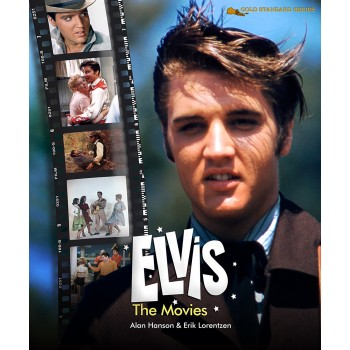 Elvis Presley - The Movies - Livre
