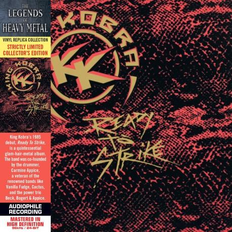 King Kobra - Ready to Strike