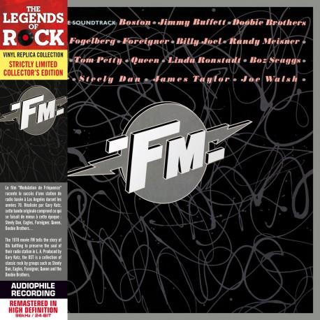 CD - OST - FM