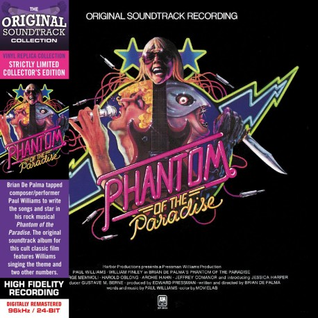 CD - OST - Phantom Of The Paradise