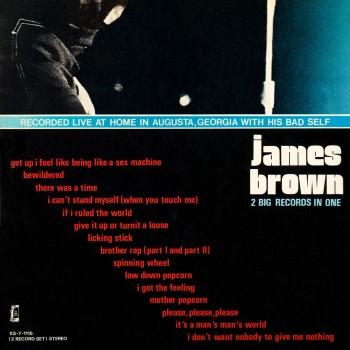 James Brown - The Popcorn