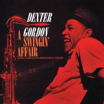 Dexter Gordon - 33 Tours - A Swingin' Affair (Vinyle Noir)