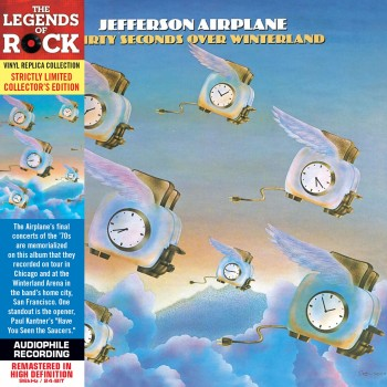 CD - Jefferson Airplane - Takes Off