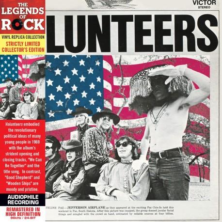 CD - Jefferson Airplane - Volunteers