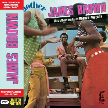 CD - James Brown - It's A Mother