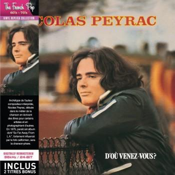 Nicolas  Peyrac - D'où Venez-Vous ?