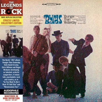 CD - The Byrds - Younger Than Yesterday