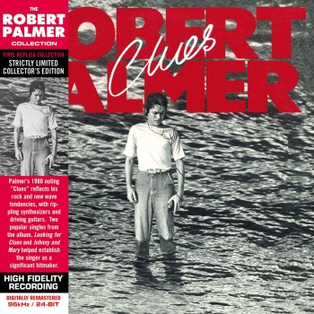 Robert Palmer - Clues (CD)