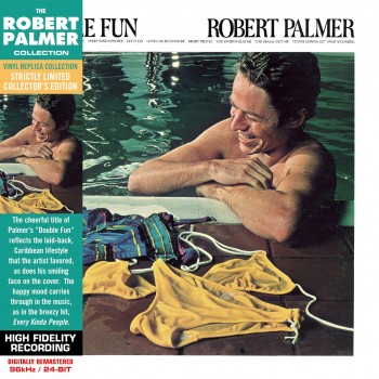 CD - Robert Palmer - Double Fun
