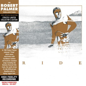 CD - Robert Palmer  - Pride