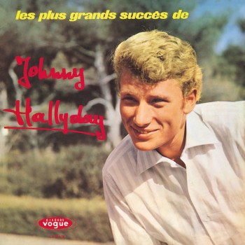 Johnny Hallyday  - LP N°05 - Les Plus Grands Succès De Johnny Hallyday  (CD Vinyl Replica)