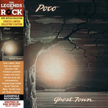 CD - Poco - Ghost Town