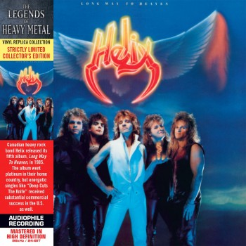 Helix - Long Way To Heaven (CD)