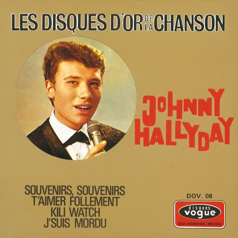 Johnny Hallyday - EP N°05 - Tu Parles Trop