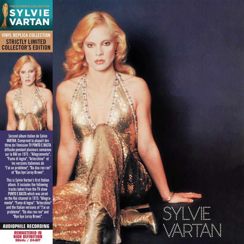 Sylvie Vartan - Punto E Basta (CD Vinyl Replica)