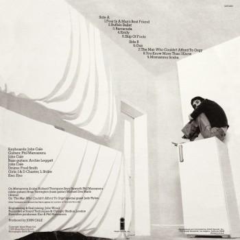 John Cale - Fear