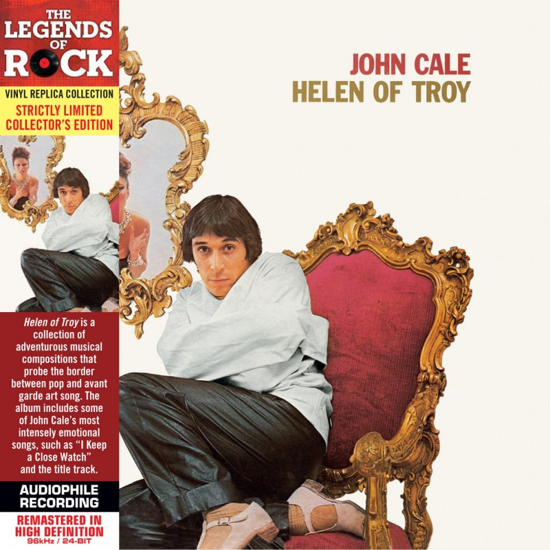 CD - John Cale - Helen of Troy