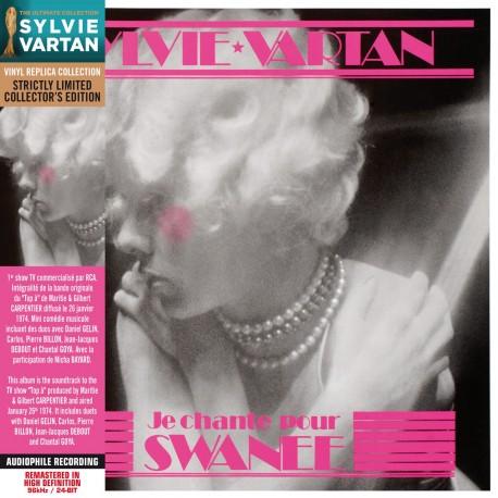 Sylvie Vartan - Je Chante Pour Swanee (CD Vinyl Replica)