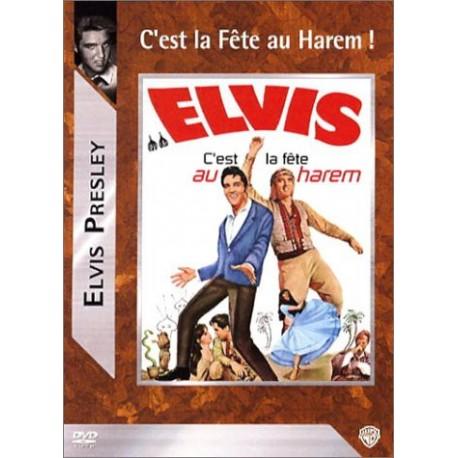 ELVIS PRESLEY C'est la fête au Harem   DVD