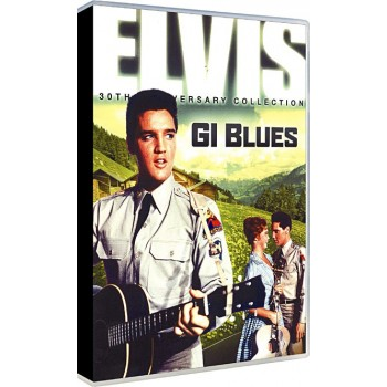 Elvis Presley - G.I. Blues (DVD)