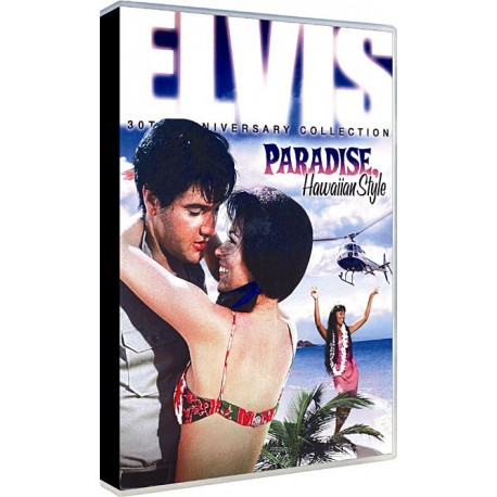 Elvis Presley - Paradis Hawaiien (DVD)