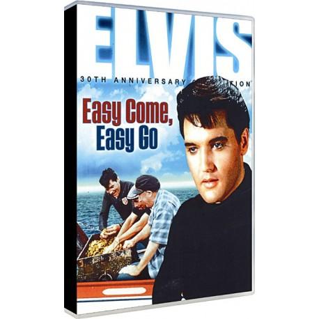 Elvis Presley - Trois gars, deux filles et un trésor (DVD)