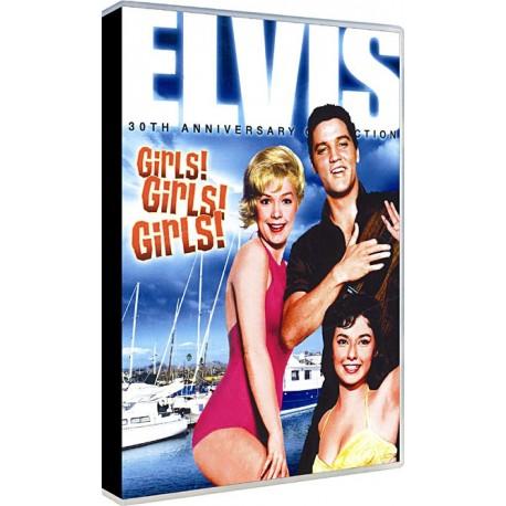 Elvis Presley - Des filles encore des filles (DVD)