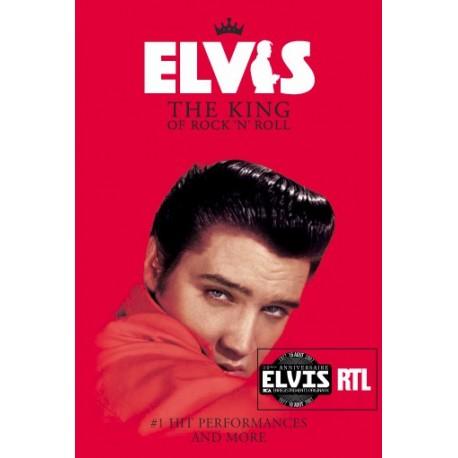 ELVIS PRESLEY The King Of Rock 'N' Roll