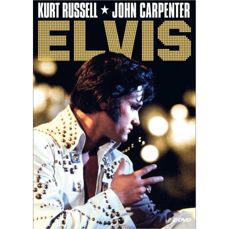 Elvis Presley - Le Roman d'Elvis (DVD)