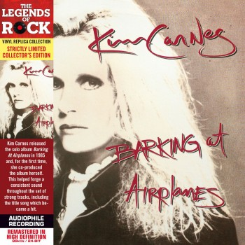Kim Carnes - Barking At Airplanes (CD)