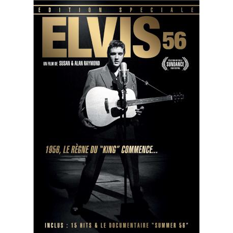 Elvis Presley - 56 (DVD)
