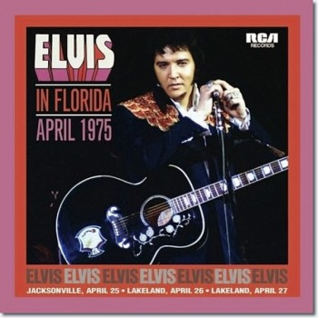 ELVIS PRESLEY  in Florida   CD FTD