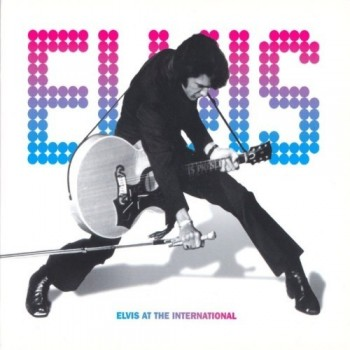 ELVIS PRESLEY  At The International CD FTD