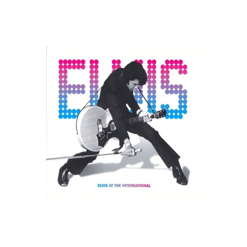 Elvis Presley - At The International - FTD (CD)