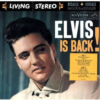 44  ELVIS IS BACK