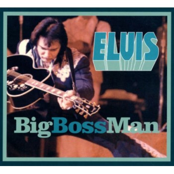 ELVIS PRESLEY BIG BOSS MAN   CD FTD