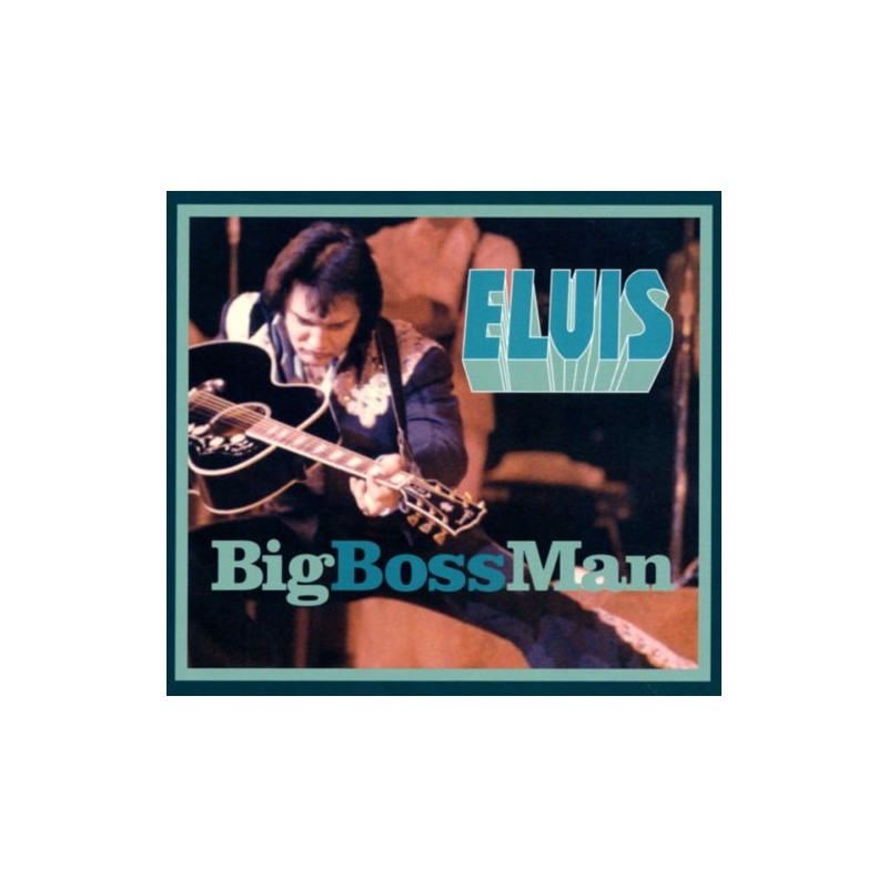 45  BIG BOSS MAN