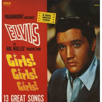 ELVIS PRESLEY  Girls! Girls! Girls!  CD FTD